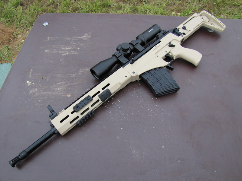 More On Kalashnikov Concern's New MA Compact Assault Rifle