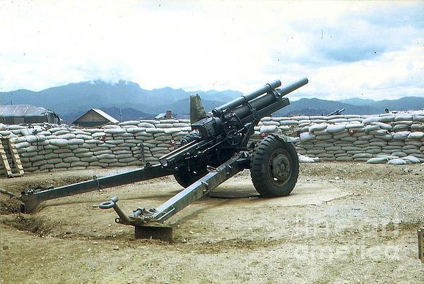 Vietnam firebase central highlands.