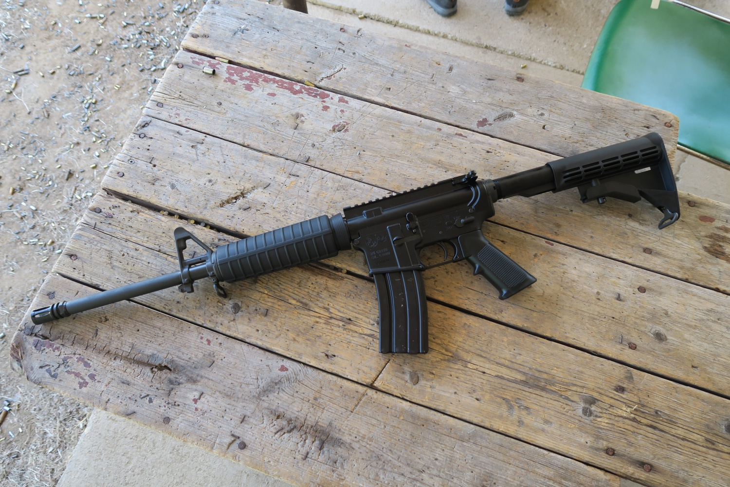 Gun Review: Colt M4 Expanse Carbine CE1000 -The Firearm Blog