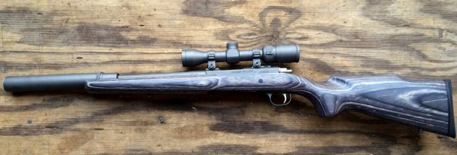 Suppressing A Classic: The Ruger 77/357 -The Firearm Blog