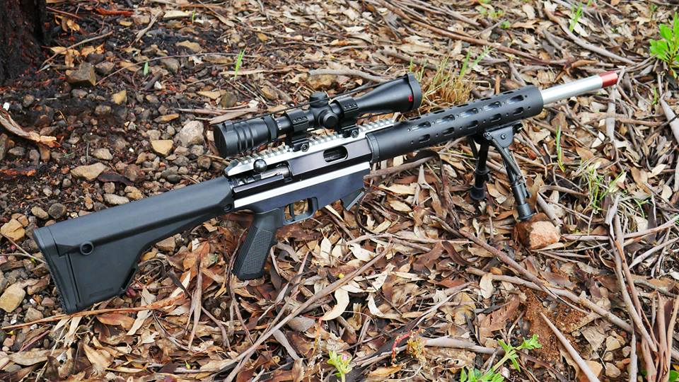 CZ 455 Meets AR: The Covenanter Arms BR-22 -The Firearm Blog