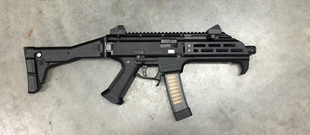 HBI Scorpion Free Float Handguard @ TFB