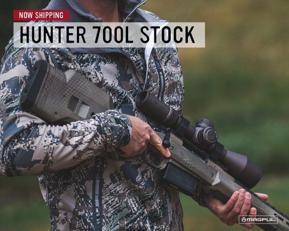Magpul Lengthens Hunter Stocks For Remington Long Action The