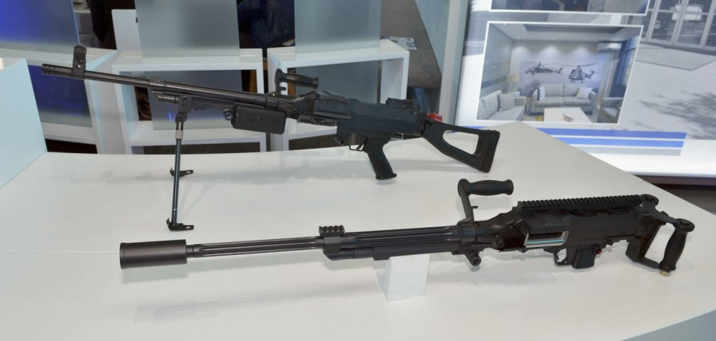 Denel Land Systems Dmg 5 Showcased At Aad The Firearm Blog