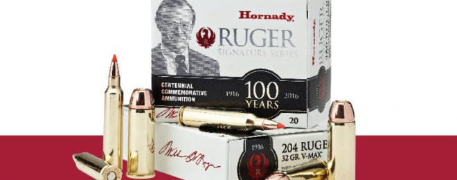 Ruger ammo