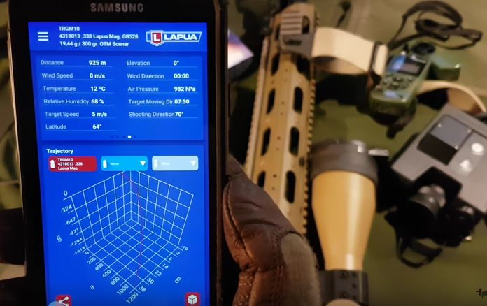 New free Lapua Ballistics App released (6DoF)