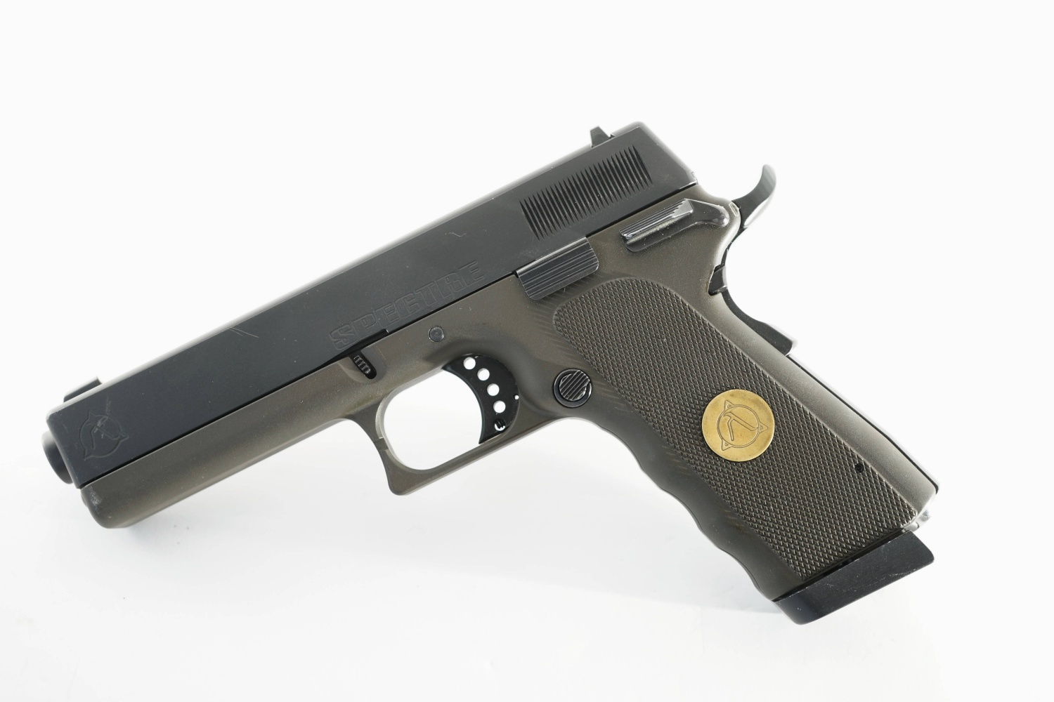 The Real Glock 1911: The Alchemy Arms Spectre - The Firearm BlogThe Firearm Blog
