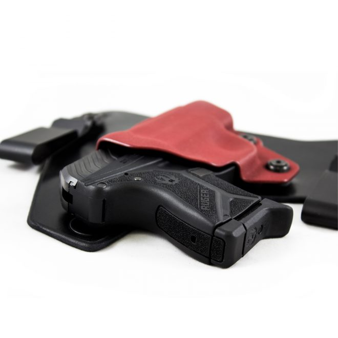 Black Arch Holsters Releases New ACE-1 Holster for Ruger LCP II -The