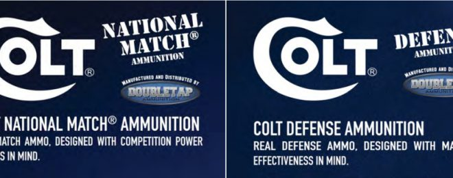 Colt National Match Ammo