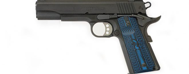 Colt Competition Pistol .38 Super O1983CCS