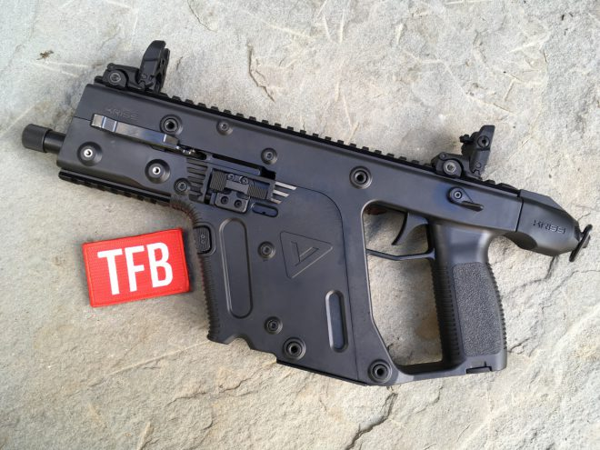 TFB REVIEW: KRISS Vector in 10mm! -The Firearm Blog