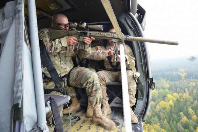 US Army 2016 European Best Squad Competition - The Firearm BlogThe ...