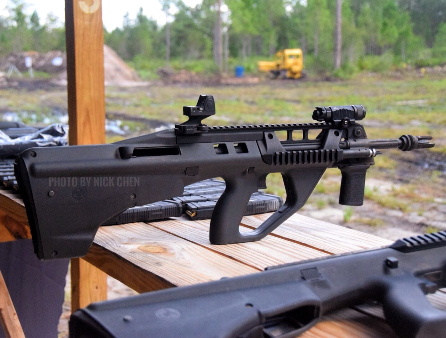 Big 3 East] Lithgow F90 ATRAX Bullpup Select Fire -The