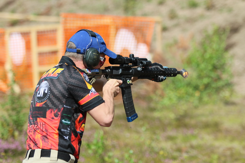 Interview With Ipsc Shooter Teemu Rintala Fin The