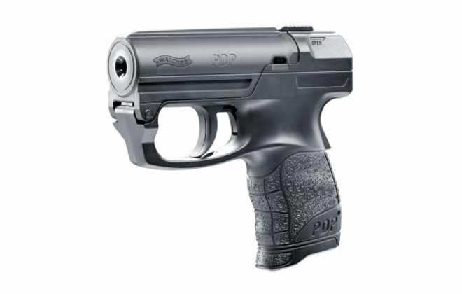 Walther Pdp A New Walther Pistol Well Almost A Non