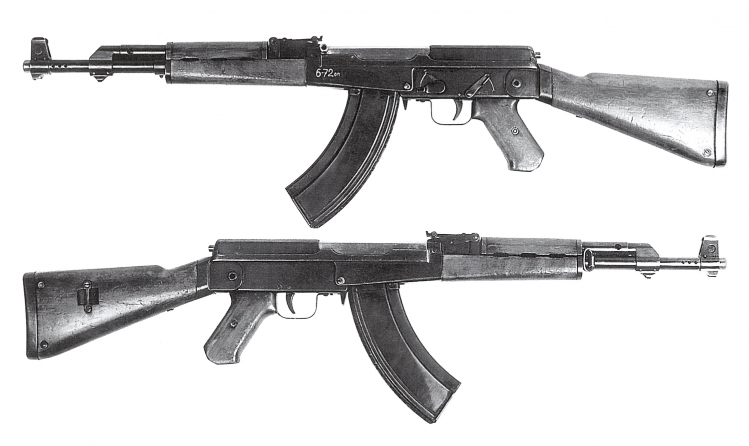 the invention adoption and history of the ak 47 Mikhail kalashnikov, soviet inventor of the ak-47, dies at 94  york times  journalist and author of a book on the history of the ak-47 — writes,  the flag of  mozambique — an ensign adopted after the successful struggle of.