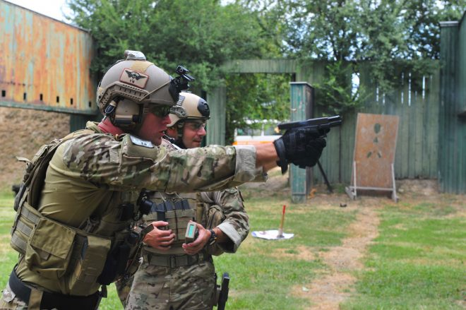 Green Berets Weapons