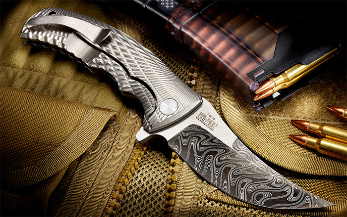 Wilson Tactical Offers Limited Edition Les George Knife