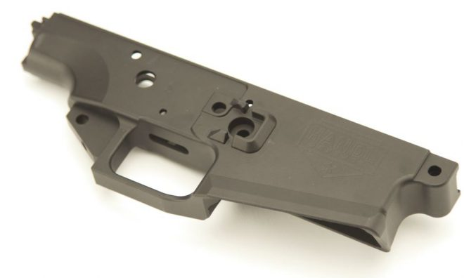 Handl Defense - FN SCAR 17 Lower for quicker reloads prone