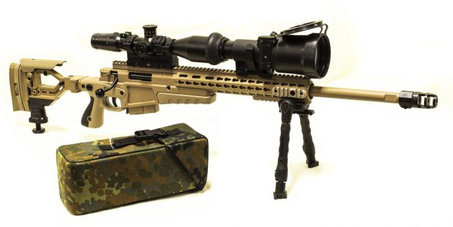 Lithuania To Acquire Sniper Rifles From UK's Accuracy International