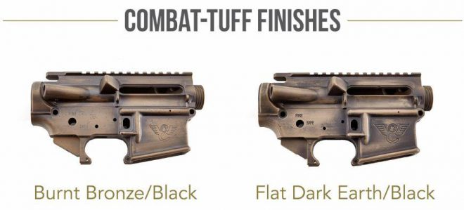 Combat Tuff Finishes - 1