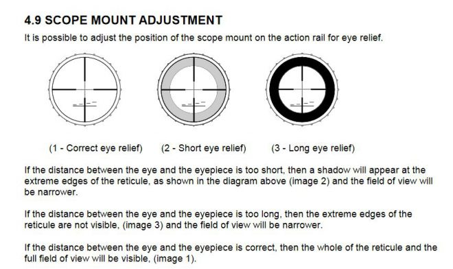 Relief For Your Eye Relief The Firearm Blog