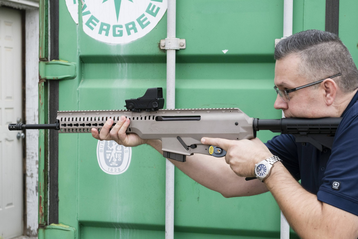 New Scorpio SKS-15 Arrives in Canada -The Firearm Blog