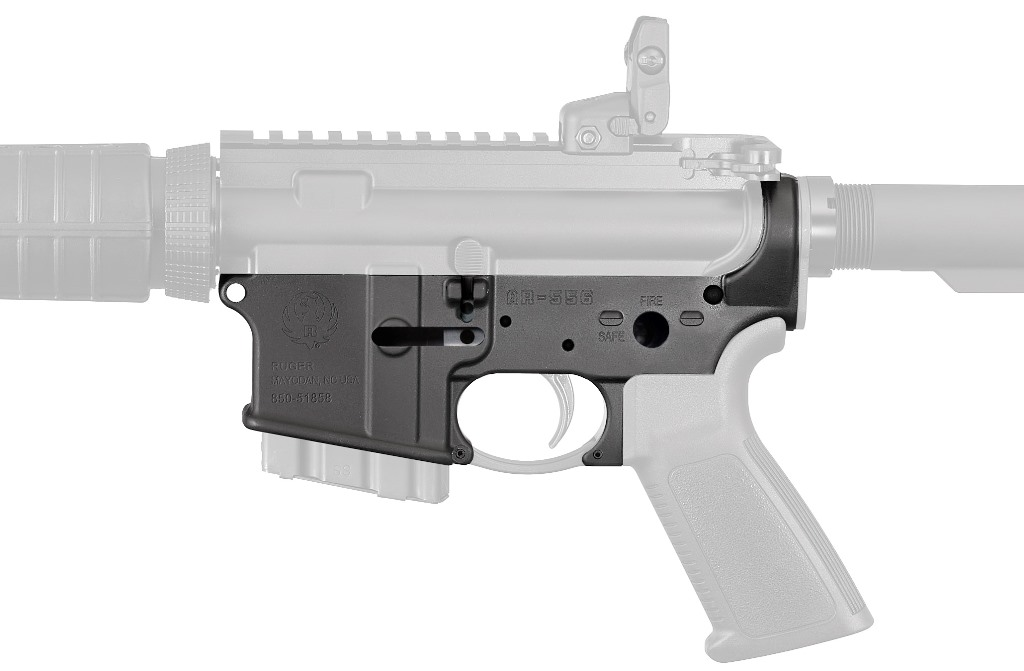 Ruger AR_Lower Receiver