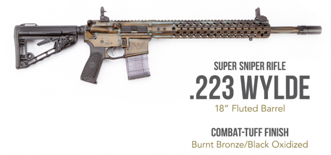USR - Burnt Bronze Black