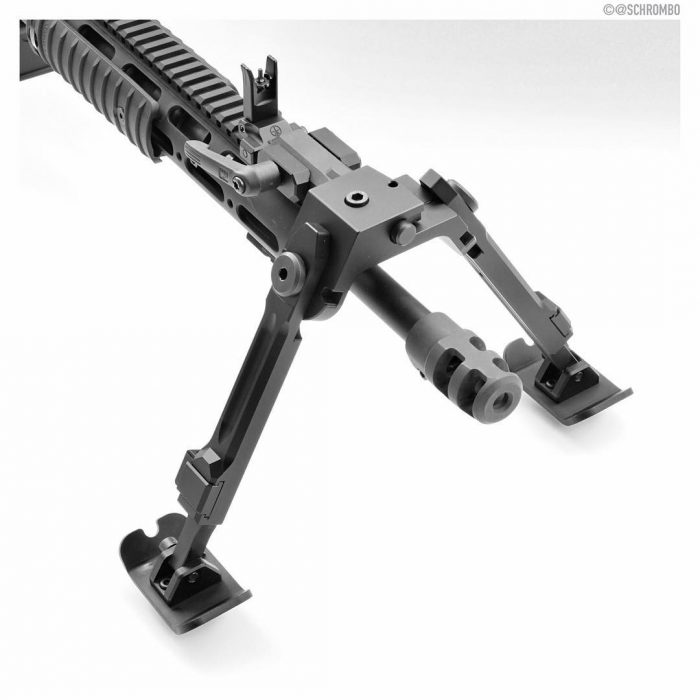 POTD: Fortmeir Phoenix Bipod - The Firearm BlogThe Firearm Blog