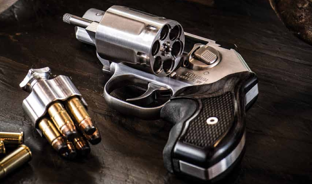 Kimber New For 2017 K6s Grows With 5 More Revolvers The