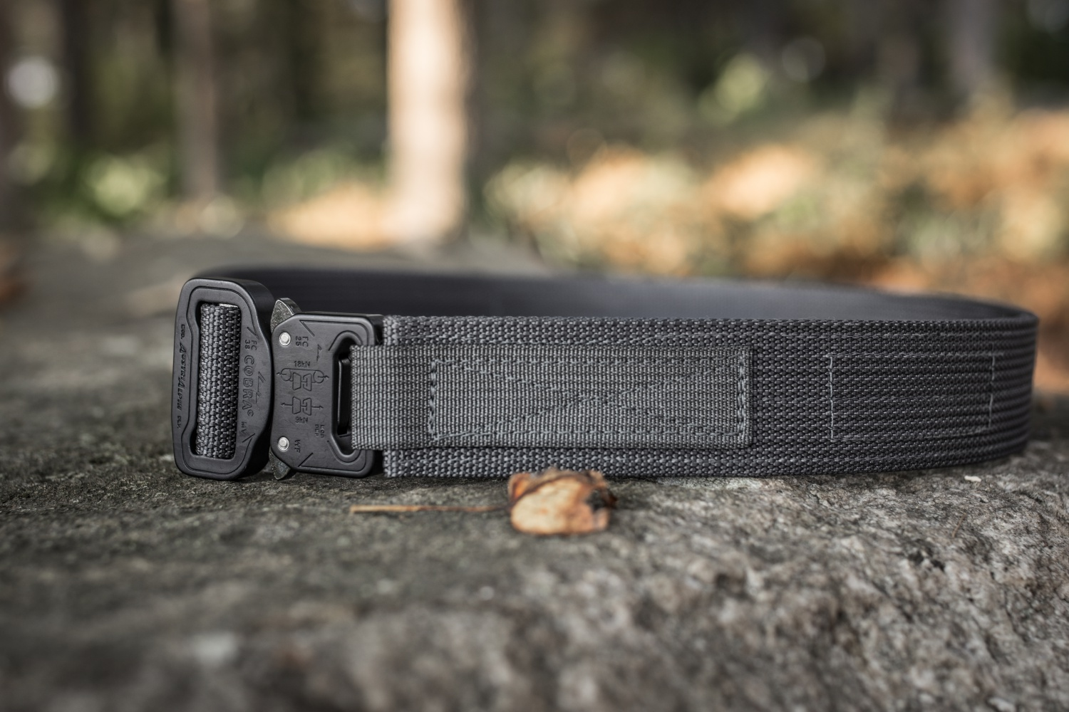 Blue Alpha Gear EDC Hybrid belt.