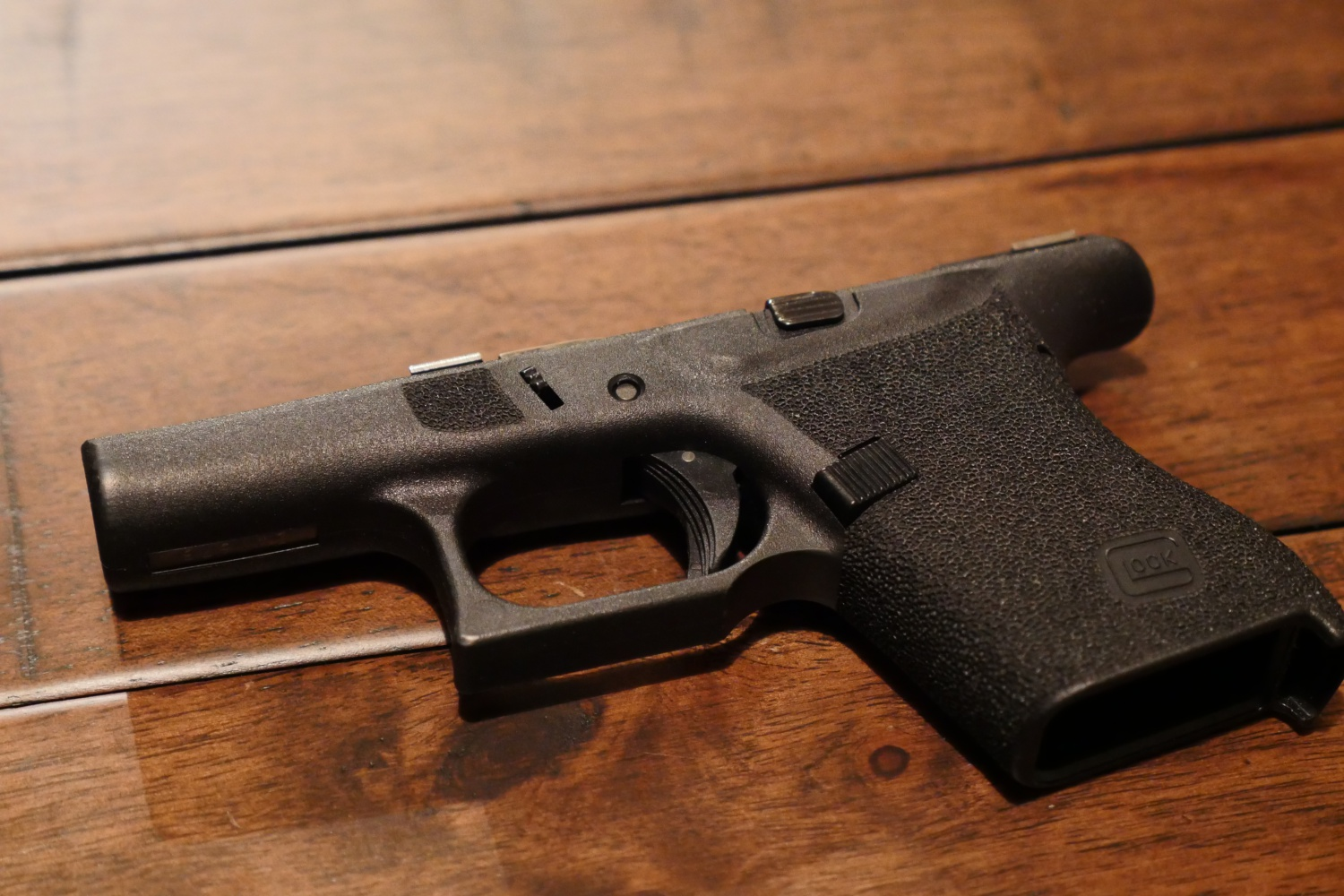 Review: Vickers Tactical Mag Catch And Slide Stop For the Glock 43