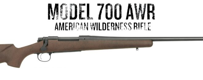 Remington 700 AWR