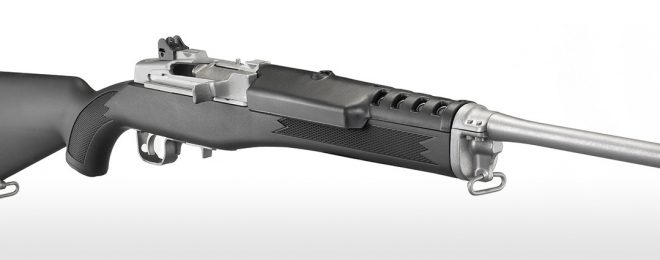 Ruger Mini Thirty Tactical Stainless