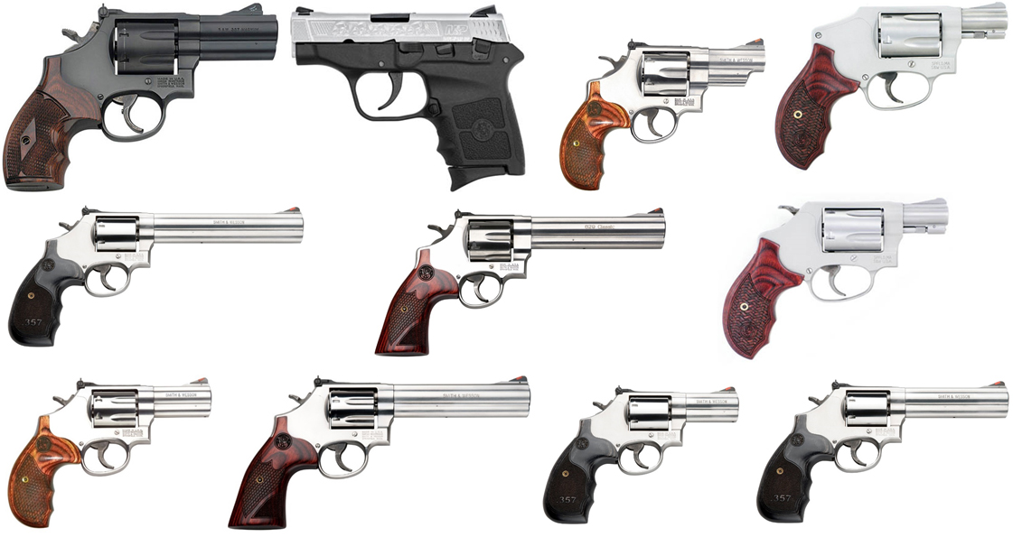 Smith & Wesson Re-Labels TALO Edition Firearms as Their Own -The ...