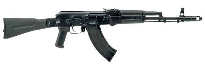 Venezuela AK-103_Assault_Rifle