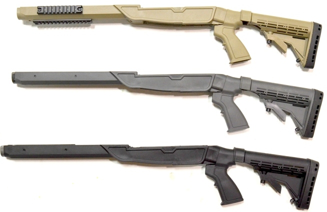 Delta 14 Chassis for M1A/M14 Rifles -The Firearm Blog