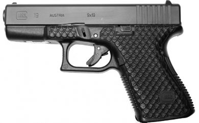Laser Stippled GLOCK 19
