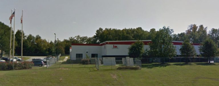 Heckler & Koch Warehouse Facility Located in Columbus, Georgia