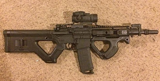 problem magazin milsig m17