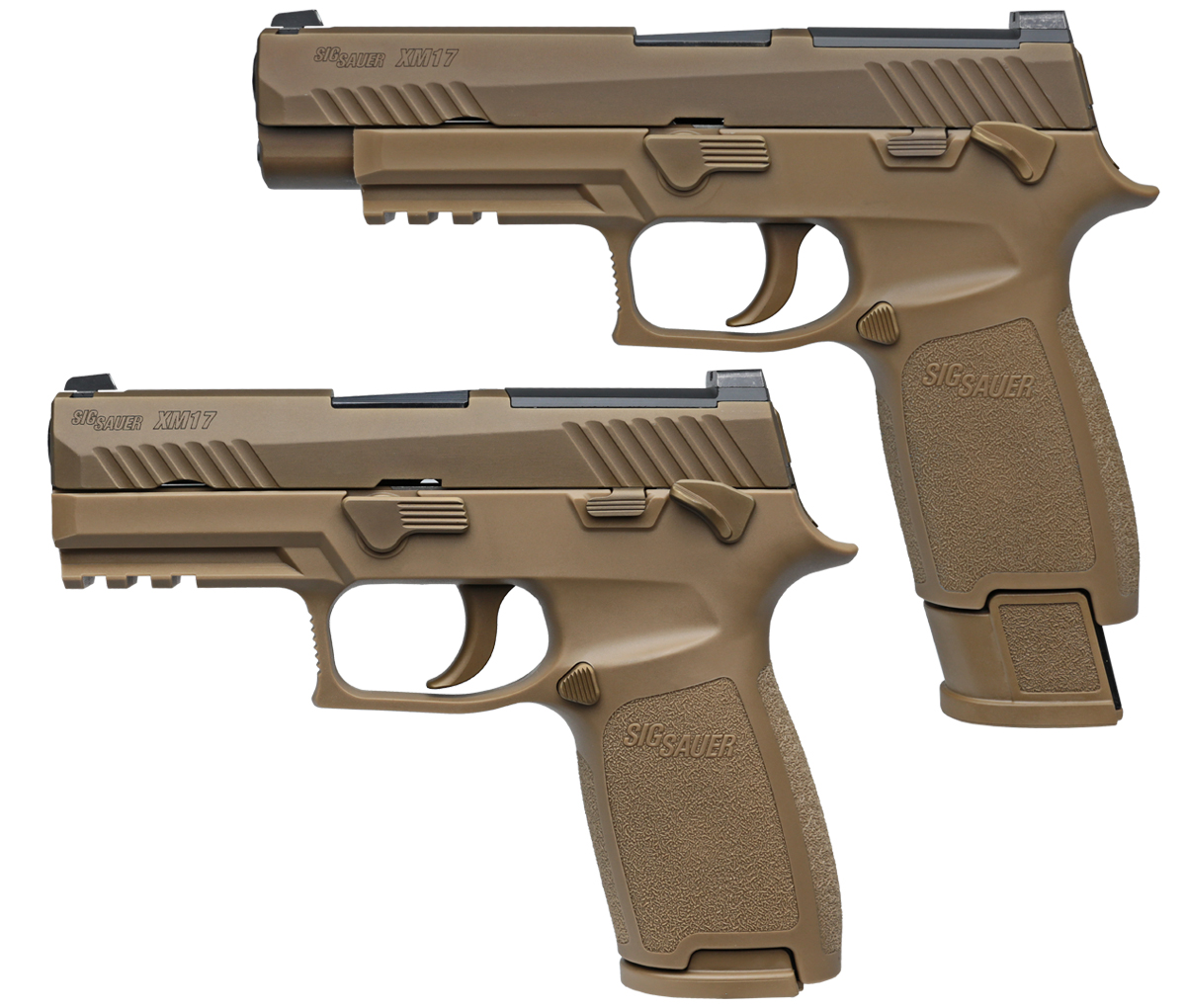 GRAPEVINE: US Army Pays $207 Per Pistol to SIG SAUER for M17 Modular ...