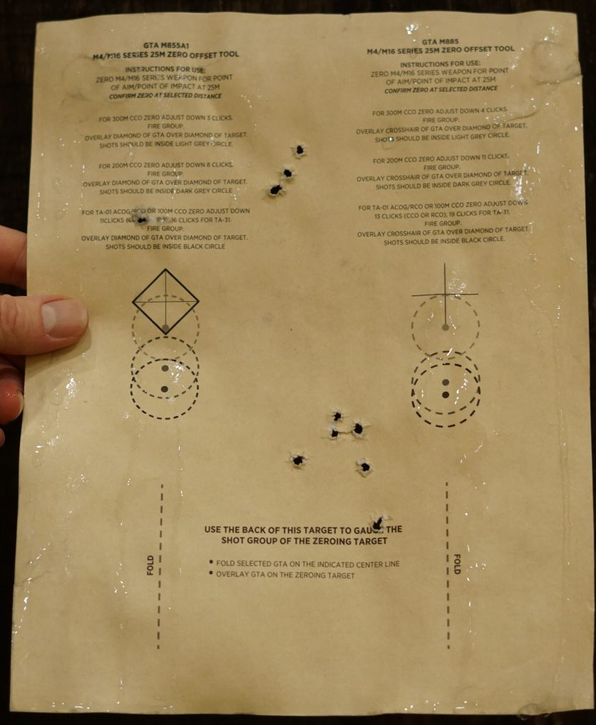 Where can you buy paper targets in bulk?