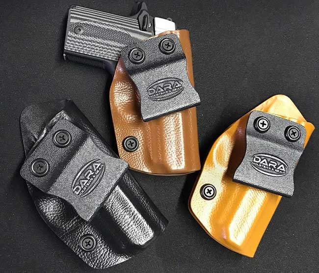 Leather Textures For Kydex Holsters The Firearm Blog Looking for a duty holster that's more than just an owb holster with a hood slapped on it? leather textures for kydex holsters