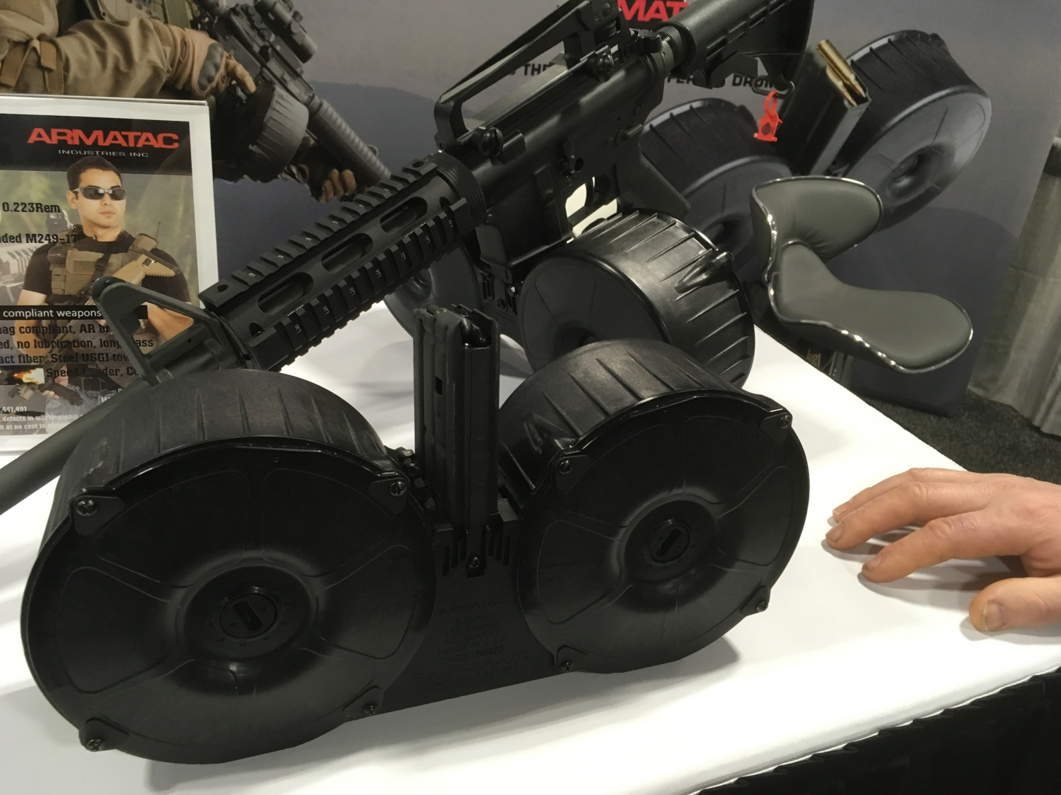 M27 IAR - Project Reality Forums