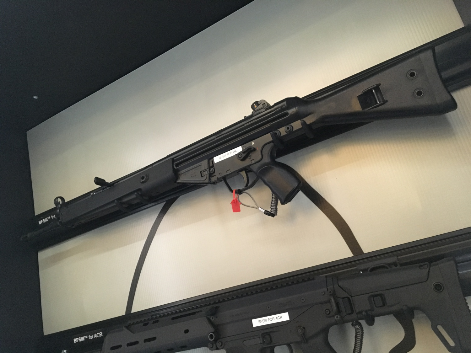 Franklin Armory  17WSM AR and New Binary Triggers   SHOT