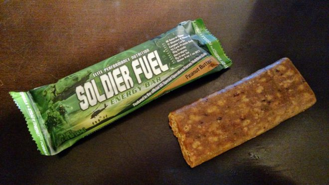 soldier fuel energy bars developed for the military but tasty