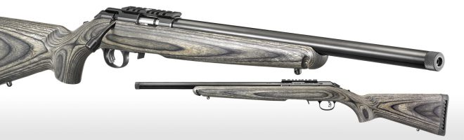 The New Ruger American Rimfire Target The Firearm Blog