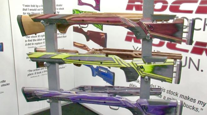 Boyds At-One Stock | SHOT 2017 -The Firearm Blog
