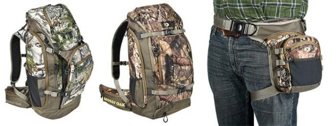 690245458e Mossy Oak Hunting Accessories announced a number of new bags and packs that  will debut at the SHOT Show in Las Vegas. In total